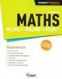 Maths PC PC* PSI PSI* PT PT*