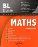 Mathématiques BL 2e année