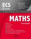 Maths ECS 2e année