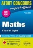 Math�matiques - cours et sujets - classes pr�paratoires ECE 1 et ECE 2
