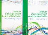 Manuel d'enseignement de psychomotricité