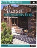 Maisons et extensions bois