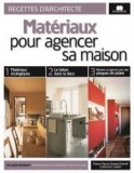 Matériaux pour agencer sa maison