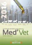 Med'vet 2016 - Recueil des spécialités à usage vétérinaire