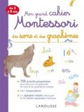 Mon grand cahier Montessori