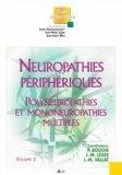Neuropathies périphériques Volume 2