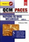 Notion de base mécanique UE 3.1- Vol 3