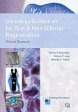Osteology Guidelines for Oral & Maxillofacial Regeneration: Clinical Research