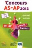 Pack Concours AS-AP 2012 + L'oral du concours AS-AP