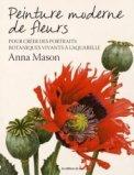 Peinture moderne de fleurs