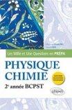 Physique-chimie 2e année BCPST