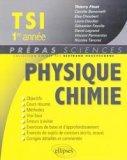 Physique Chimie TSI 1re ann�e