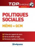 Politiques sociales - Mémo + QCM