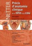 Pr�cis d'anatomie clinique de la t�te et du cou