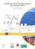Production d'eau chaude sanitaire par l'énergie solaire