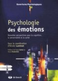Psychologie des �motions