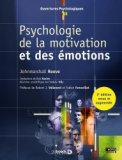 Psychologie de la motivation et des émotions