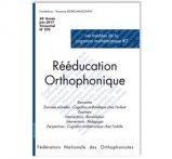 Rééducation ortophonique