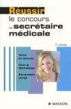 Réussir le concours de secrétaire médicale