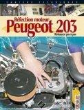 Réfection moteur Peugeot 203