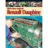 Réfection moteur Renault Dauphine