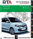 RTA Renault Twingo III : 1.0I (71 CH) (DEPUIS 2014)
