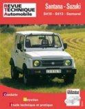 Santana - Suzuki S410 - S413 - Samuraï