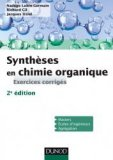 Synth�ses en chimie organique
