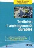 Territoires et aménagements durables