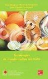 Technologies de transformation des fruits