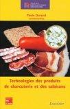 Technologies des produits de charcuterie et des salaisons