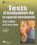 Tests d'évaluation de la capacité fonctionnelle