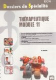 Thérapeutique - Module 11