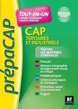 Toutes les matières générales CAP Tertiaires et Industriels
