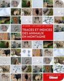 Traces et indices des animaux en montagne