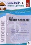 UE1 Chimie g�n�rale