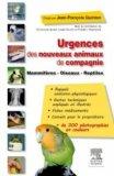 Urgences des nouveaux animaux de compagnie