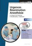 Urgences Réanimation Anesthésie