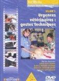 Urgences vétérinaires : gestes techniques