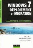 Windows 7 déploiement et migration