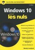 Windows 10 pour les nuls mégapoche