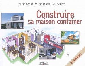 construire sa maison container s bastien chevriot lise fossoux 9782212118476 eyrolles. Black Bedroom Furniture Sets. Home Design Ideas