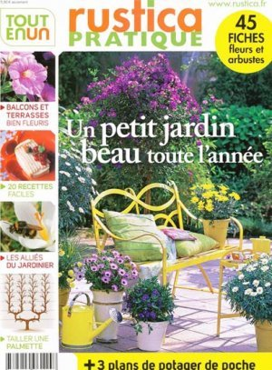 Un petit jardin beau toute l\'année - COLLECTIF - 9782914961158 ...