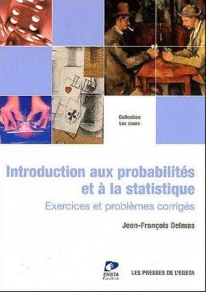 probabilites pour scientifiques et ingenieurs cours et exercices corriges
