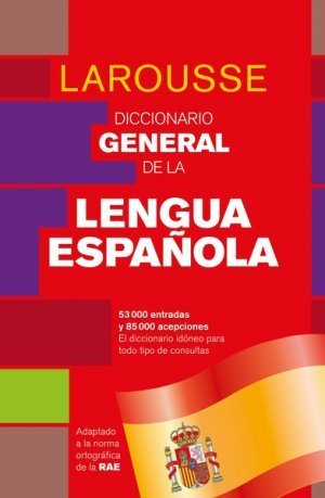 diccionario general de la lengua espa u00f1ola